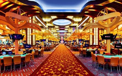 Casino hoành tráng nhất Việt Nam